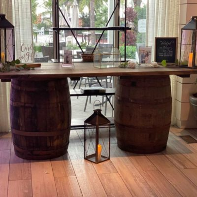 Barrel Wine Bar $150