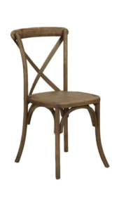 Crossback Chairs - $6.75