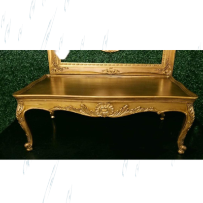 Gold Table - $25