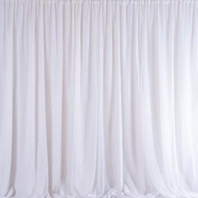 Room/Wall Draping (call for pricing)